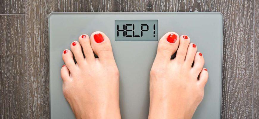 Лишний вес: причина и что делать
